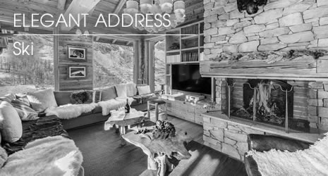 Elegant Address - Ski
