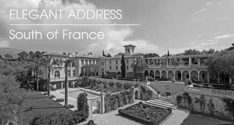 Elegant Address - South of France